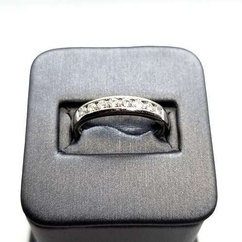 The Classic Wedding Band (0.38 tcw)