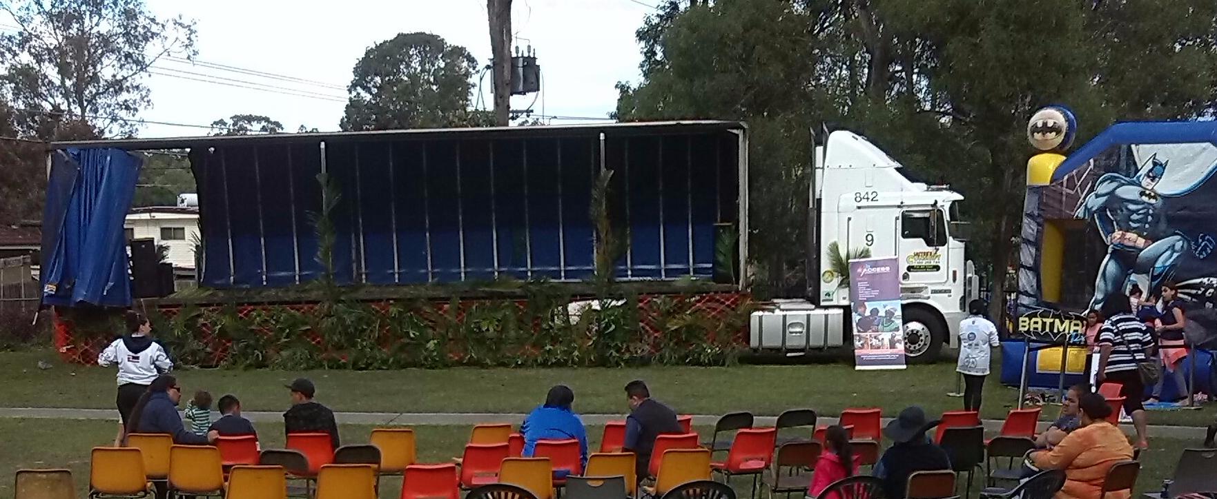 Matariki Stage 2015