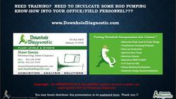 Shawn Dawsey @ Downhole Diagnostic
