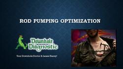 Rod Pumping Optimization