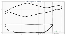 Leaking Standing Valve