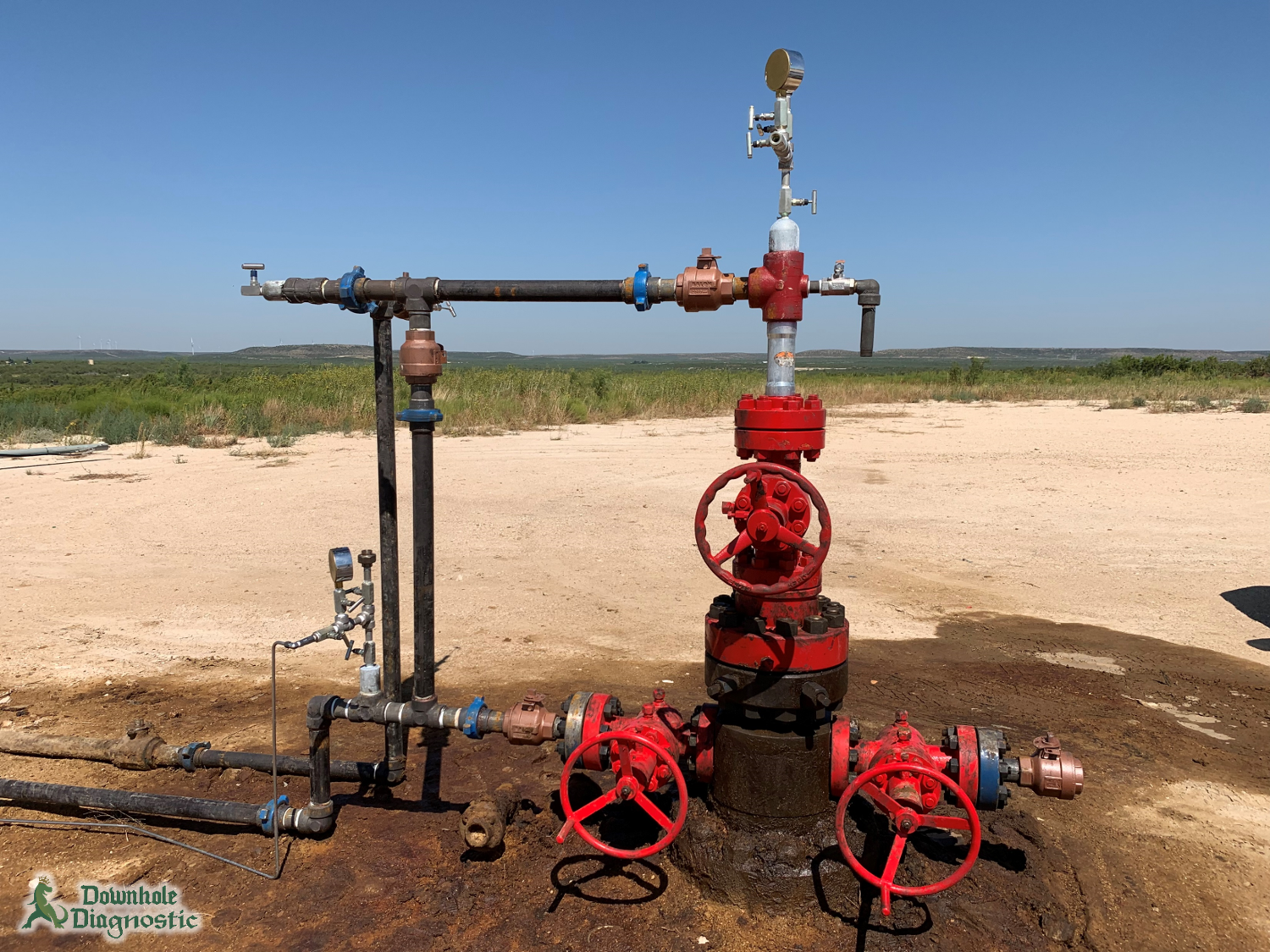 Gas Lift Wellhead