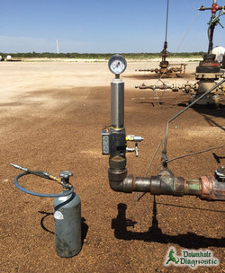 Echometer Fluid Level Gun
