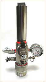 An image of Echometer's Fluid Level gun used in Rod Pumping Optimization | Downhole Diagnostic