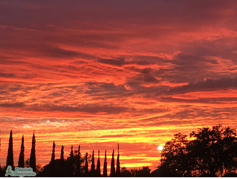 Midland Sunset