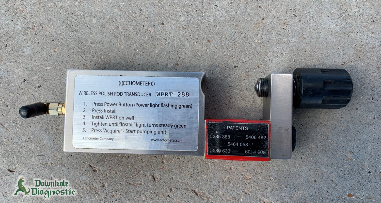 Echometer PRT Dyno