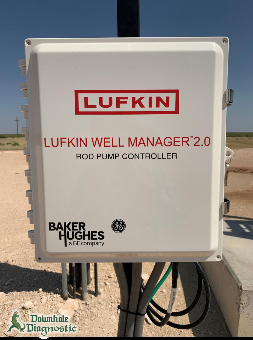 Lufkin 2.0 Pump Off Controller