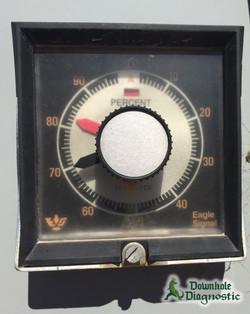 Oil Field Timer - 15-min Percentage
