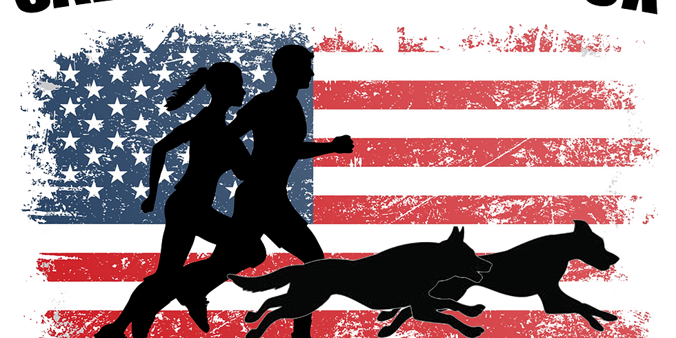Salute To Canines 5K (Virtual Event)