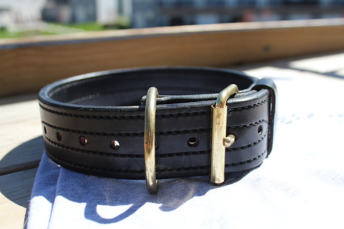 Leather Agitation Collar