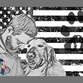 Black Paw Canine & Checkered Flag Foundation:  Providing Service Dogs to Veterans