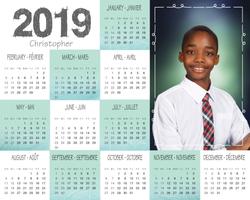 calendar - calendrier