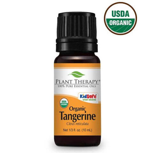Tangerine Organic Essential Oil