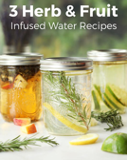 Fruit and Herb-Infused Water Recipes
