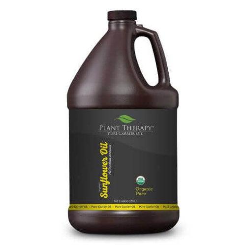 Organic Sunflower Carrier Oil