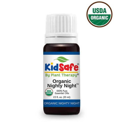 Nighty Night Organic KidSafe Essential Oil