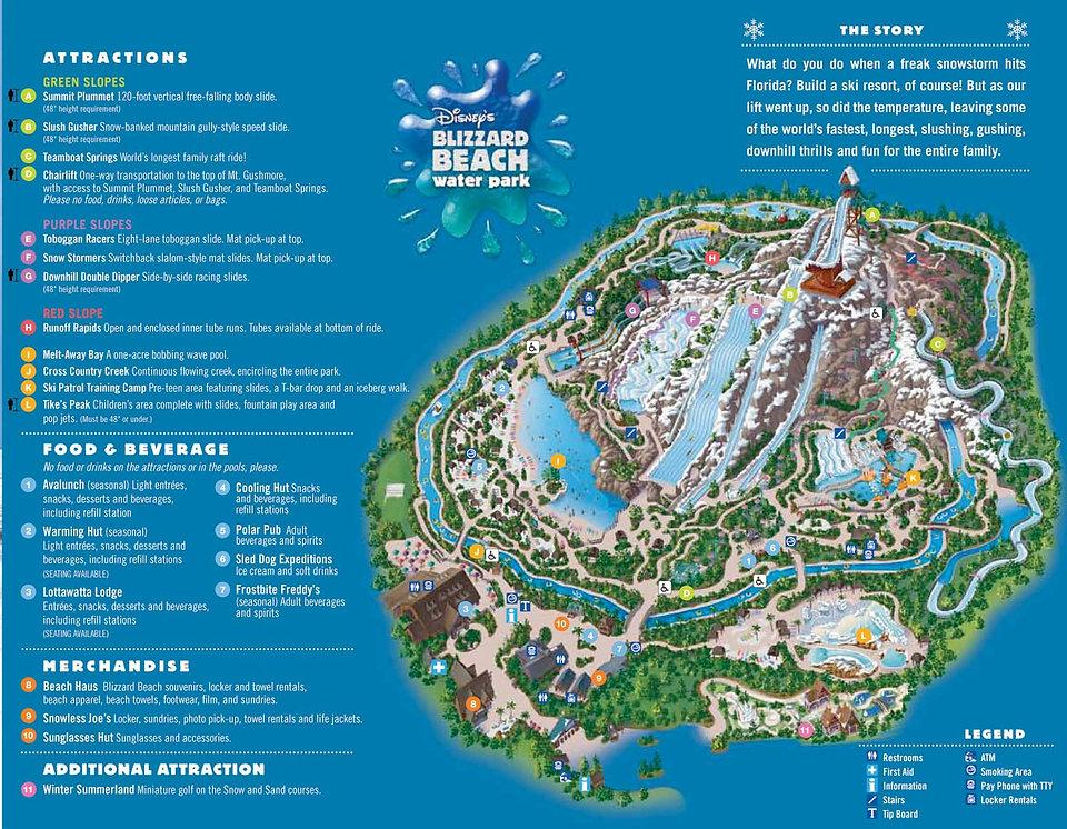 Blizzard Beach Disney