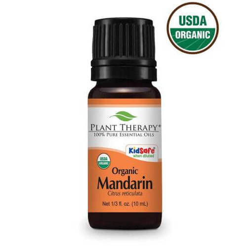 Mandarin Organic Essential Oil