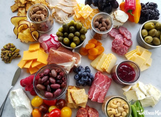 How to Make a Charcuterie Board as a Healthy Appetizer