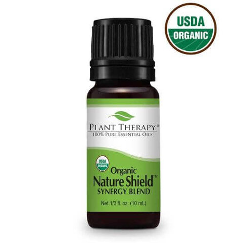 Nature Shield Synergy Organic Essential Oil