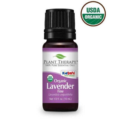 Lavender Fine Organic Essential Oil