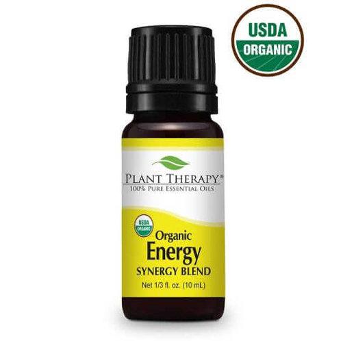 Energy Synergy Organic Essential Oil