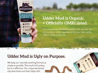 Redmond Udder Mud