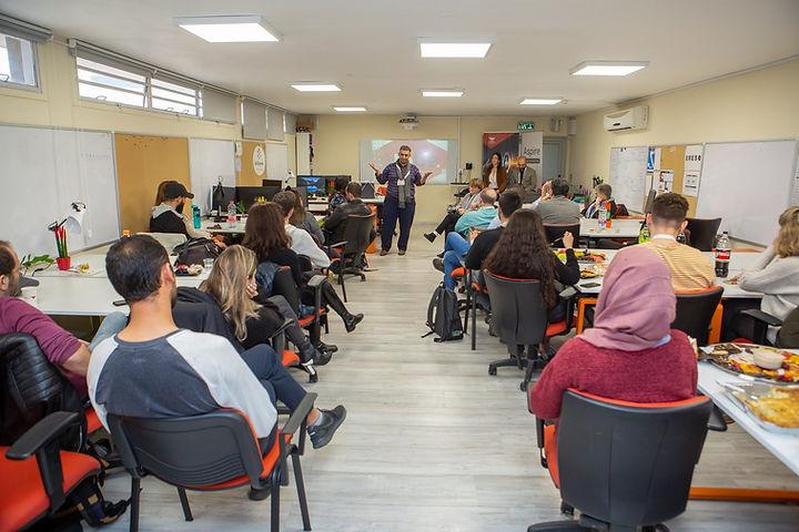 Azrieli College opening day.jpg