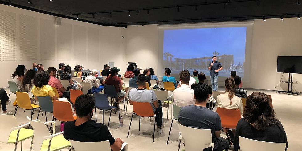3-Day Cohort Retreat in Yeruham, Israel