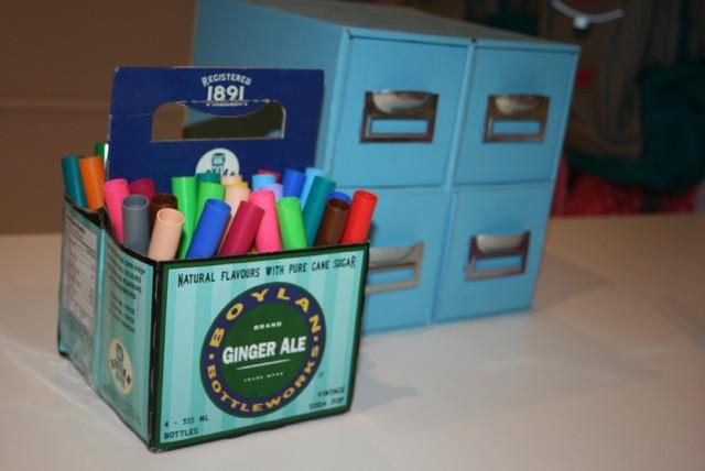 repurposing packaging