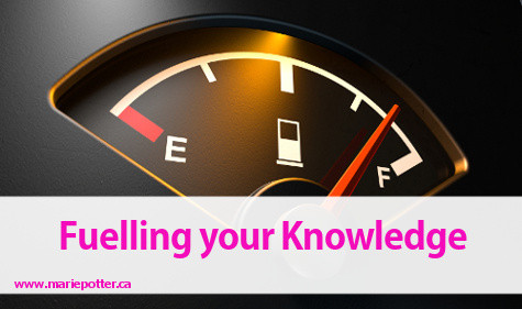 Fuelling your Knowledge Tank