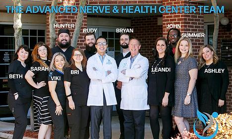 Advanced Nerve & Health Center Team