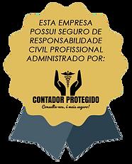 Selo Contador Protegido Unicon