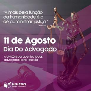 11 de Agosto, Dia do Advogado