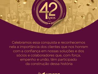 13 de julho, Aniversário Unicon!
