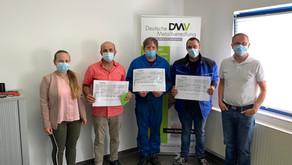DMV unterstützt DMV - Hochwasseropfer