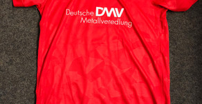 Die Deutsche Metallveredlung GmbH ist Sponsor des Attendorn SV04