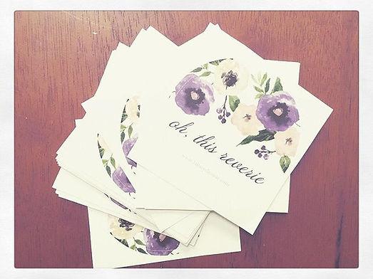 Stickers are in! ✌🏻💜_#merch #stickers