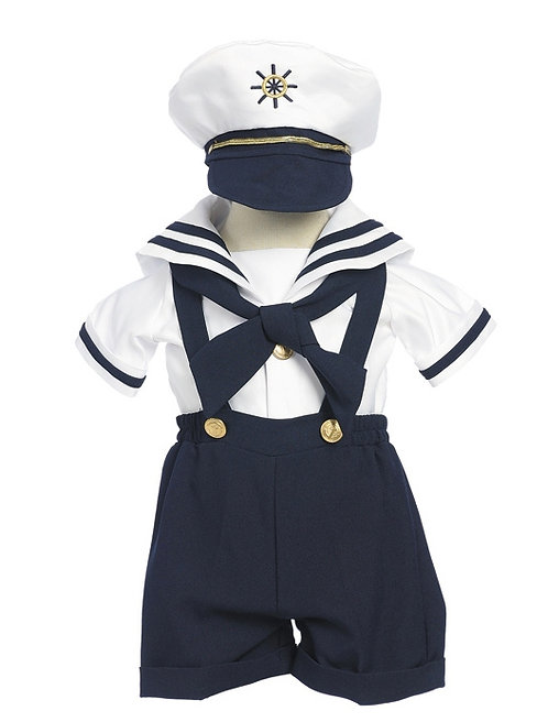 BOYS SAILOR SUIT