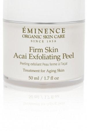 Firm Skin Acai Exfoliating