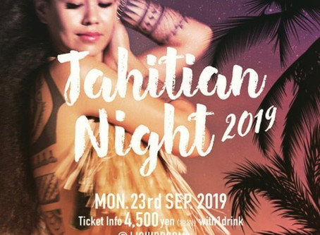 Tahitian Night 2019