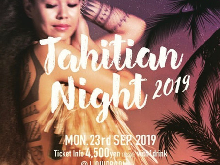 Tahitian Night 2019
