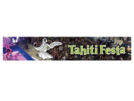 【イベントのお知らせ】2019/09/15(日) Tahiti Festa 2019お台場ヴィーナスフォート