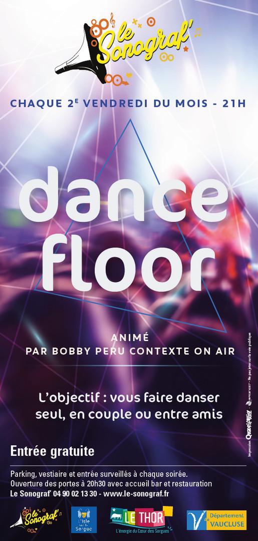 Soirée Dance Floor