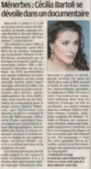 Cecilia Bartoli & friends - La Provence