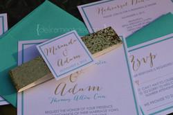 Pocketfold Invitation Set