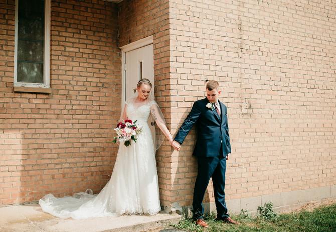 {Wedding} Jordan and Kailee