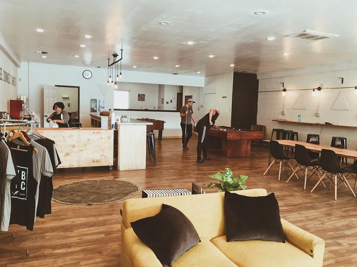 Nunez + Public Coffee House Update
