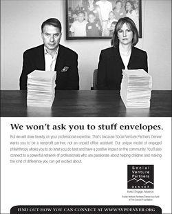 SVP Ad for Denver Business Journal