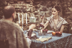 Game of Thrones Inspiration Shoot